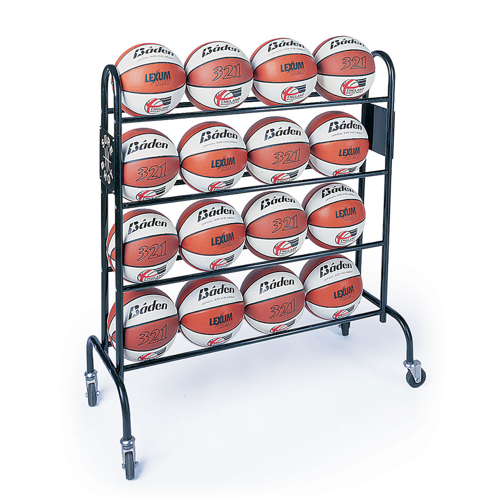 ECONO 16 BALL TROLLEY