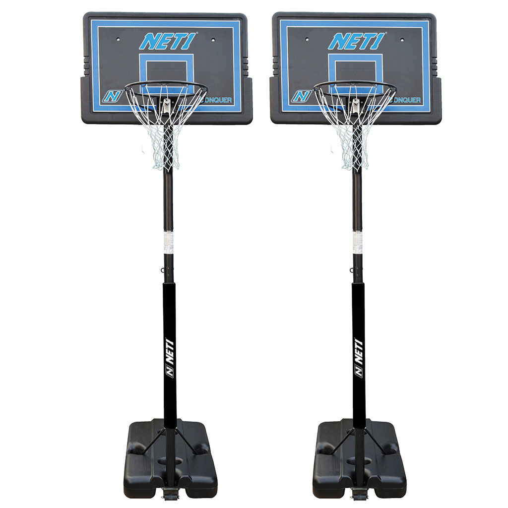 NET1 KONQUER PORTABLE BASKETBALL SYSTEM