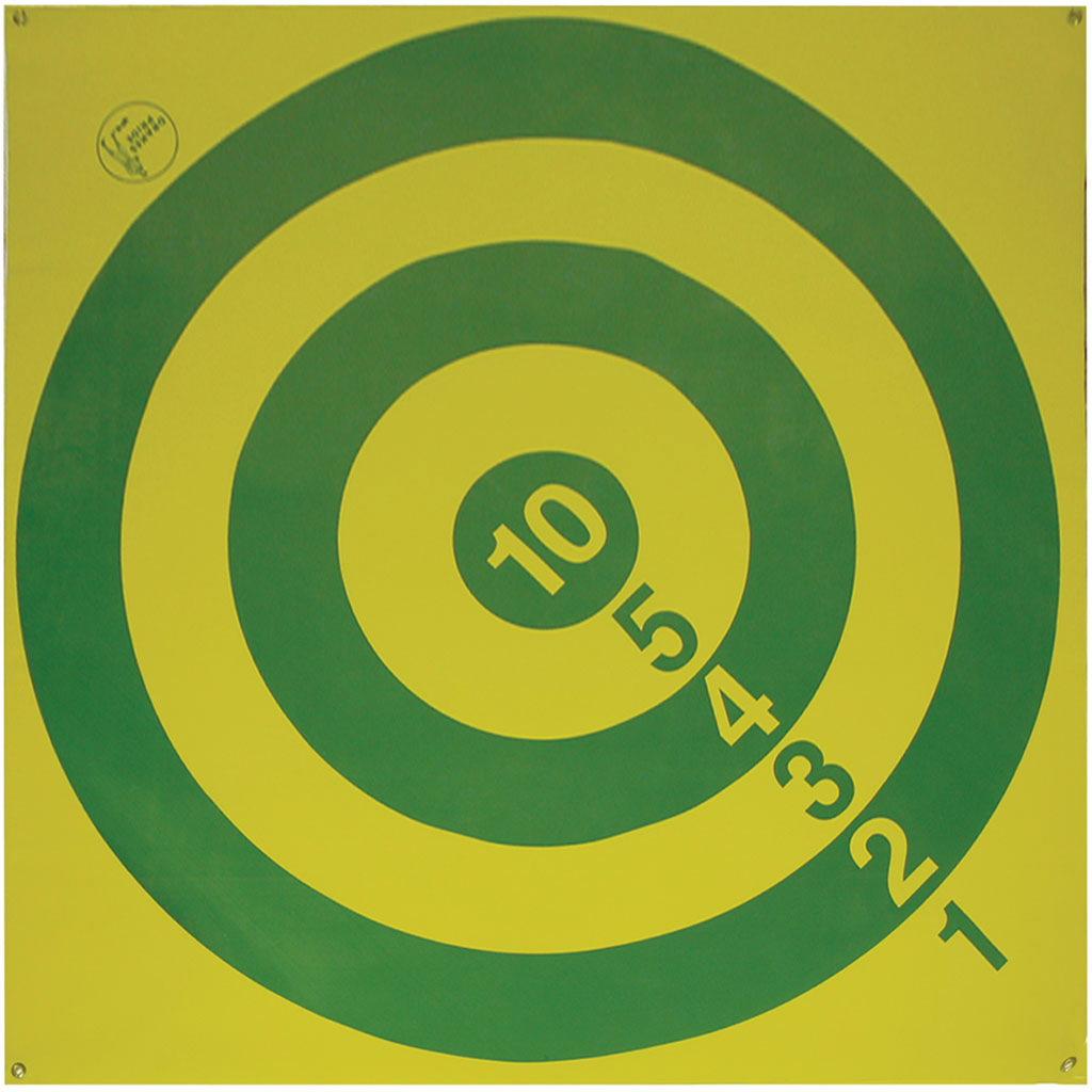 NEW AGE NUMBERED TARGET MAT 1.2 X 1.2M