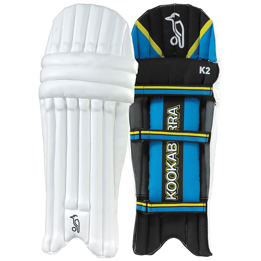 KOOKABURRA K2 BATTING LEG GUARDS