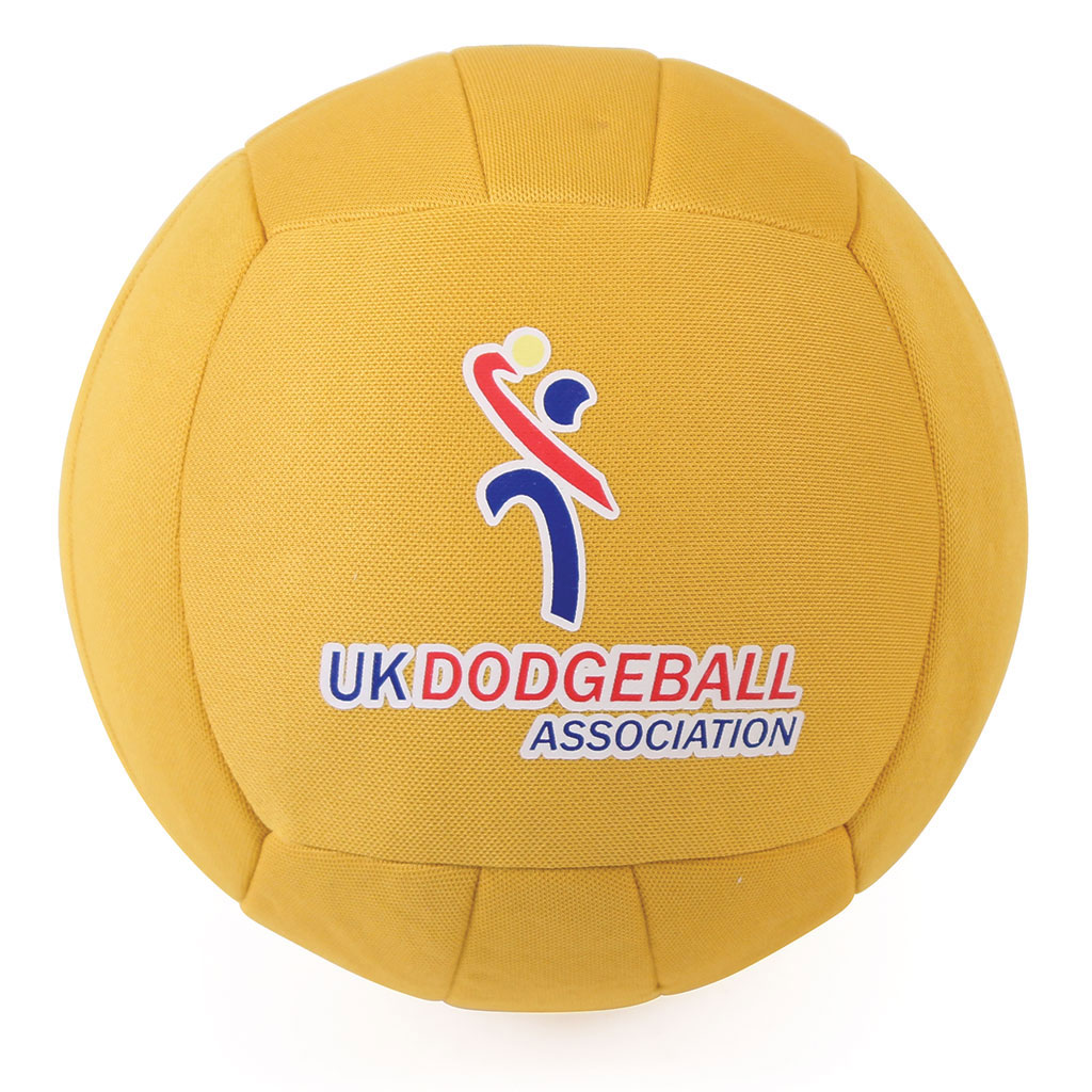 OFFICIAL UKDBA CLOTH DODGEBALL