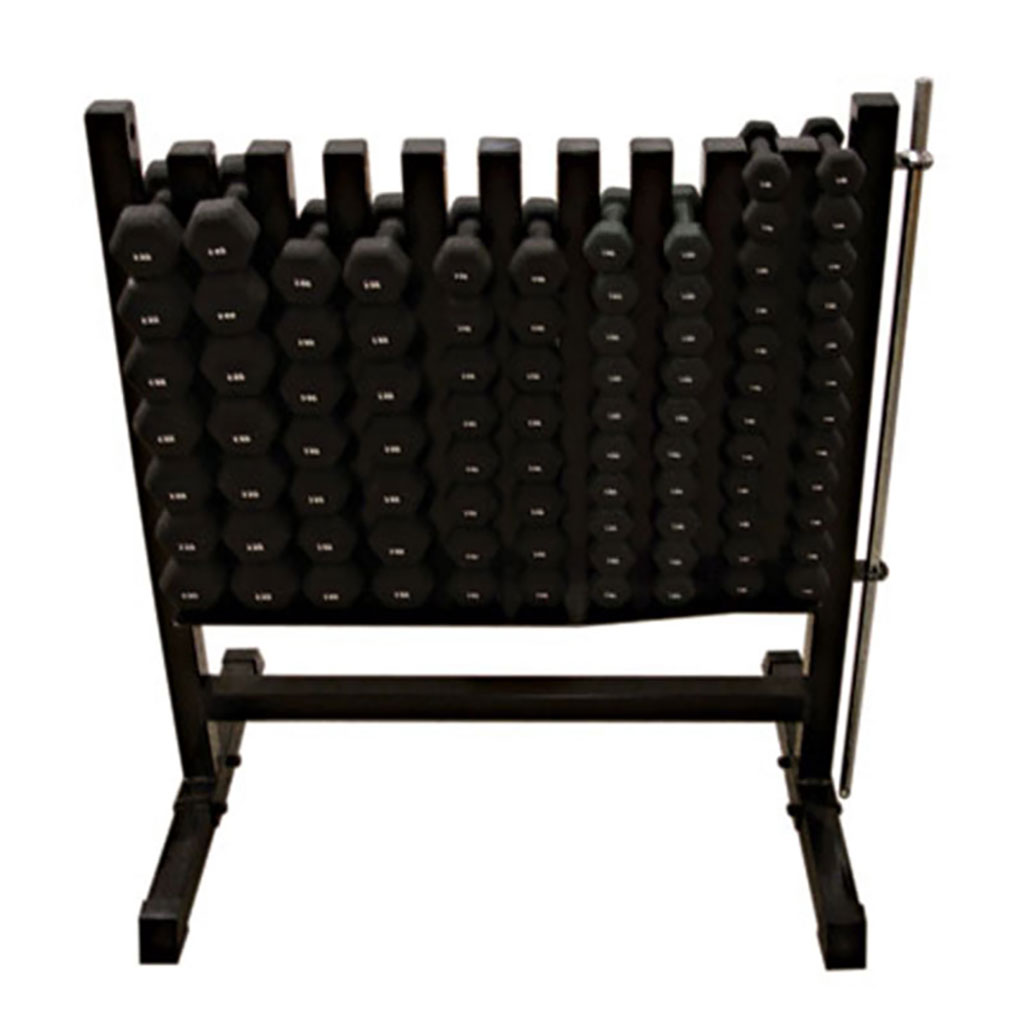 NEO-HEX DUMBBELL RACK