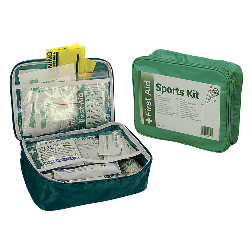Compact Sports First Aid Kit Bishopsport Co Uk