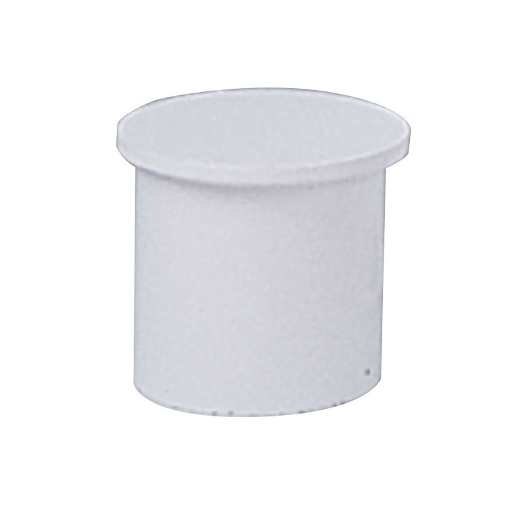 PLASTIC DROP-IN LID FOR 76MM SQUARE SOCKETS
