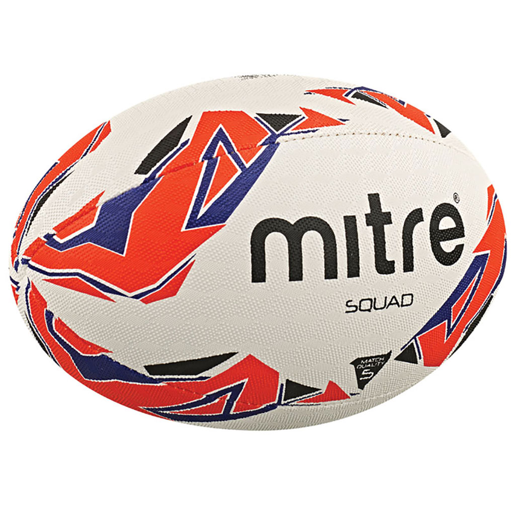 MITRE SQUAD RUGBY BALL