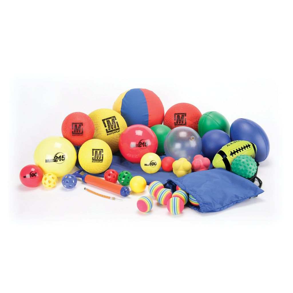 ACTIVE PLAY BALL SET