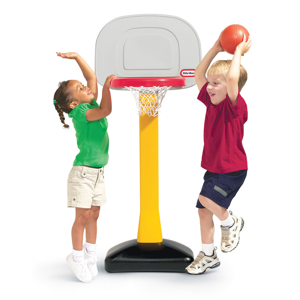 TOTSPORT EASY SCORE BASKETBALL SET