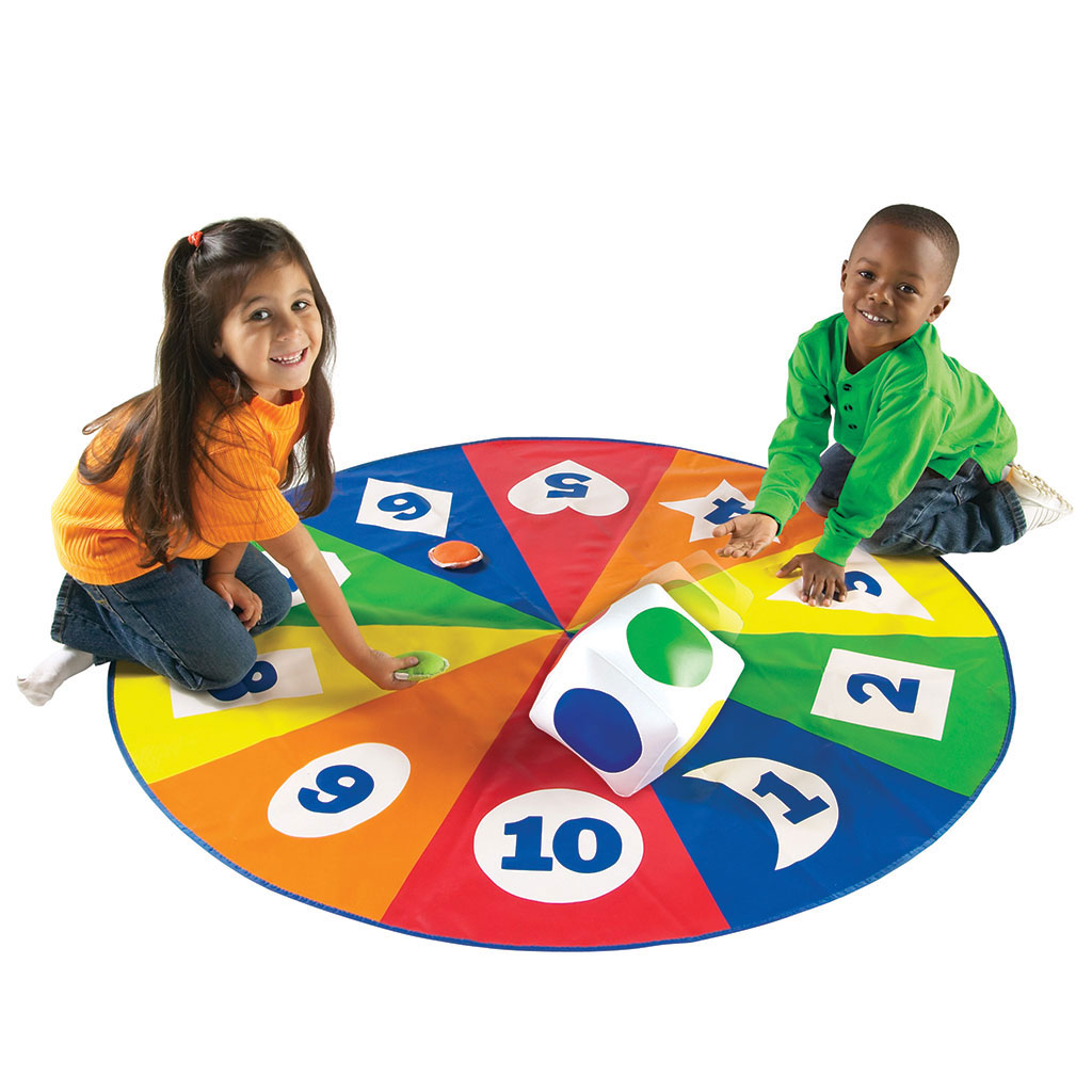 ALL AROUND LEARNING CIRCLE TIME ACTIVITY SET