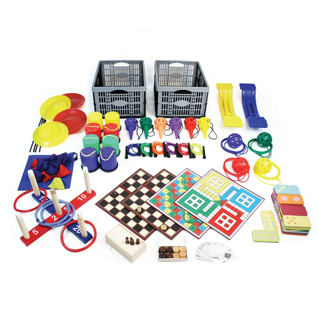 BREAKFAST CLUB ACTIVITY KIT
