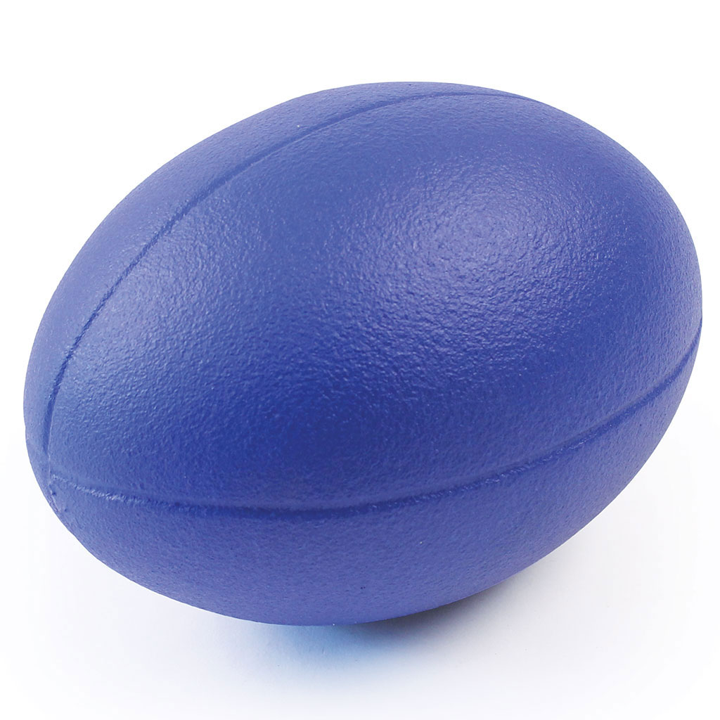 COATED FOAM RUGBY BALL - bishopsport.co.uk
