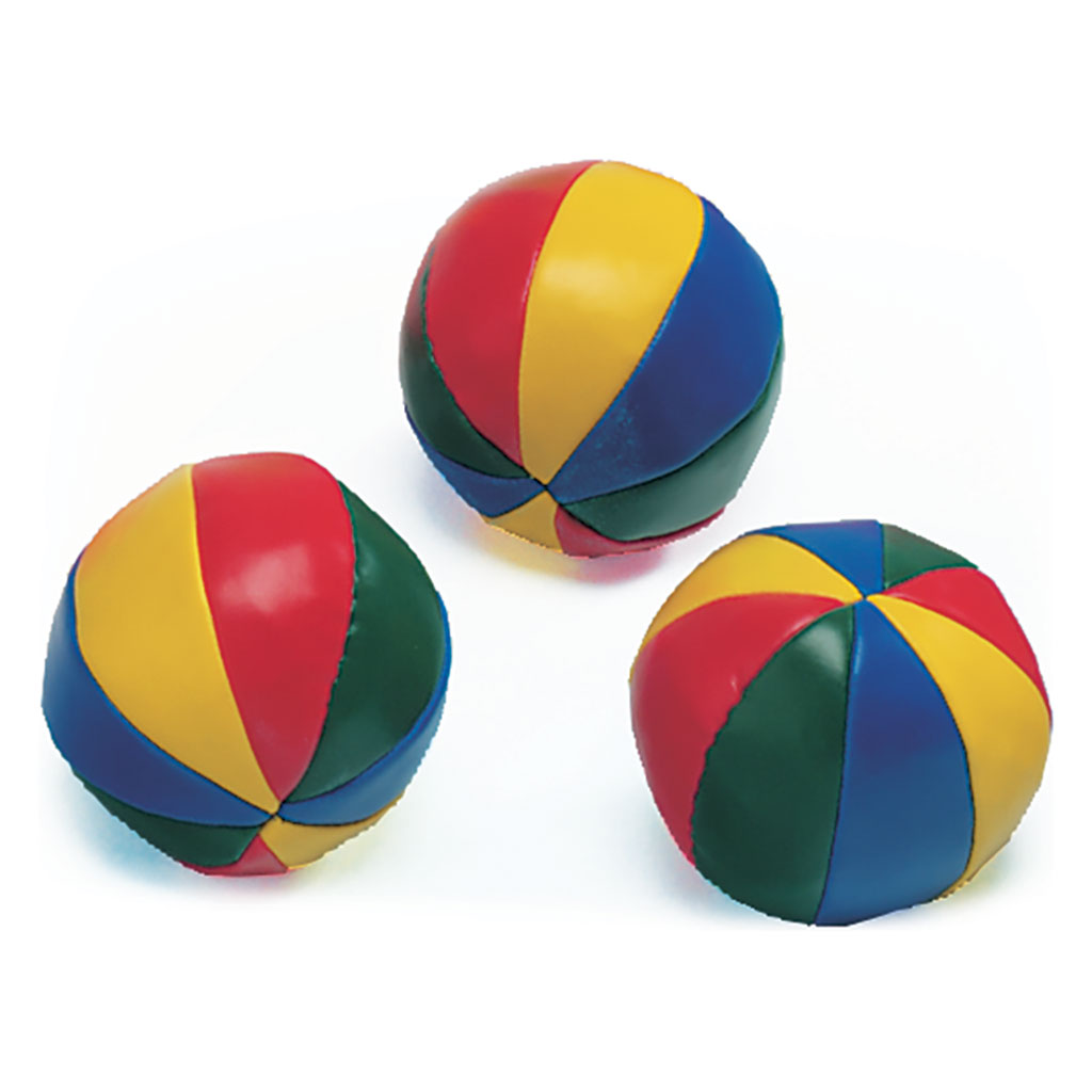 LEATHER JUGGLING BALLS
