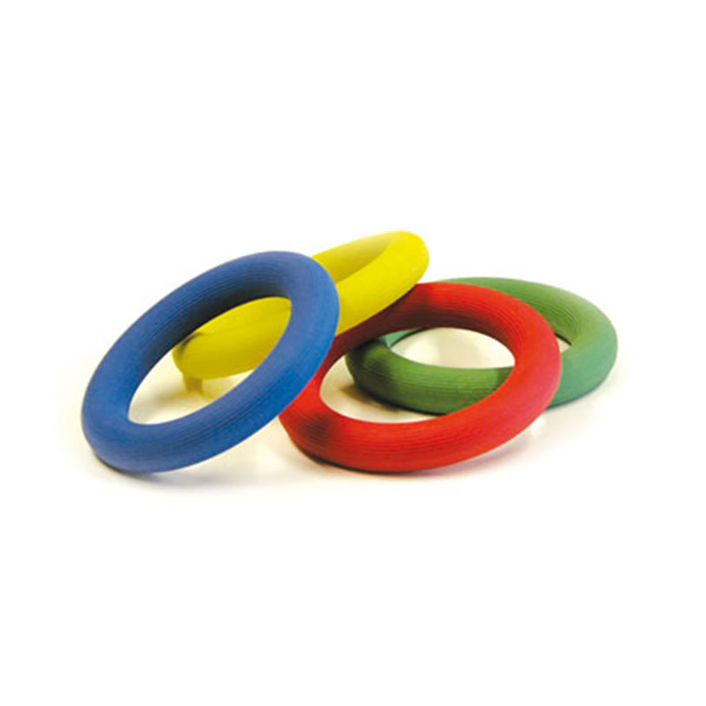 SOFT RUBBER SPONGE QUOIT