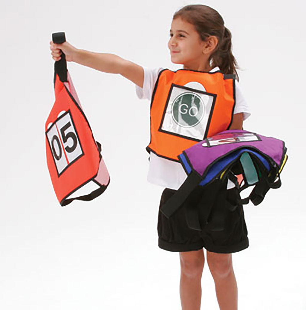 POCKET TRAINING BIB