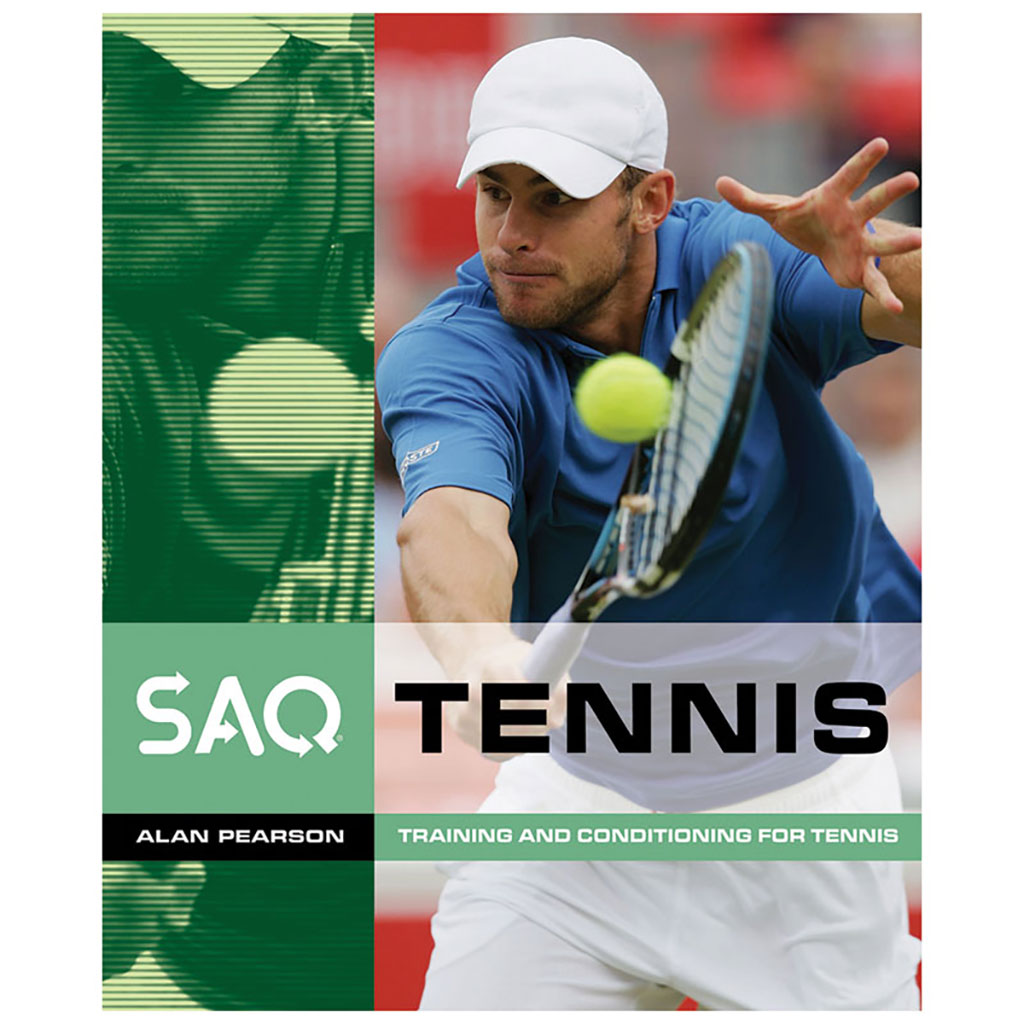 SAQ TENNIS BOOK