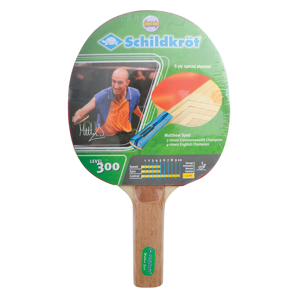 SCHILDKROT 1 STAR TABLE TENNIS BAT ITTF