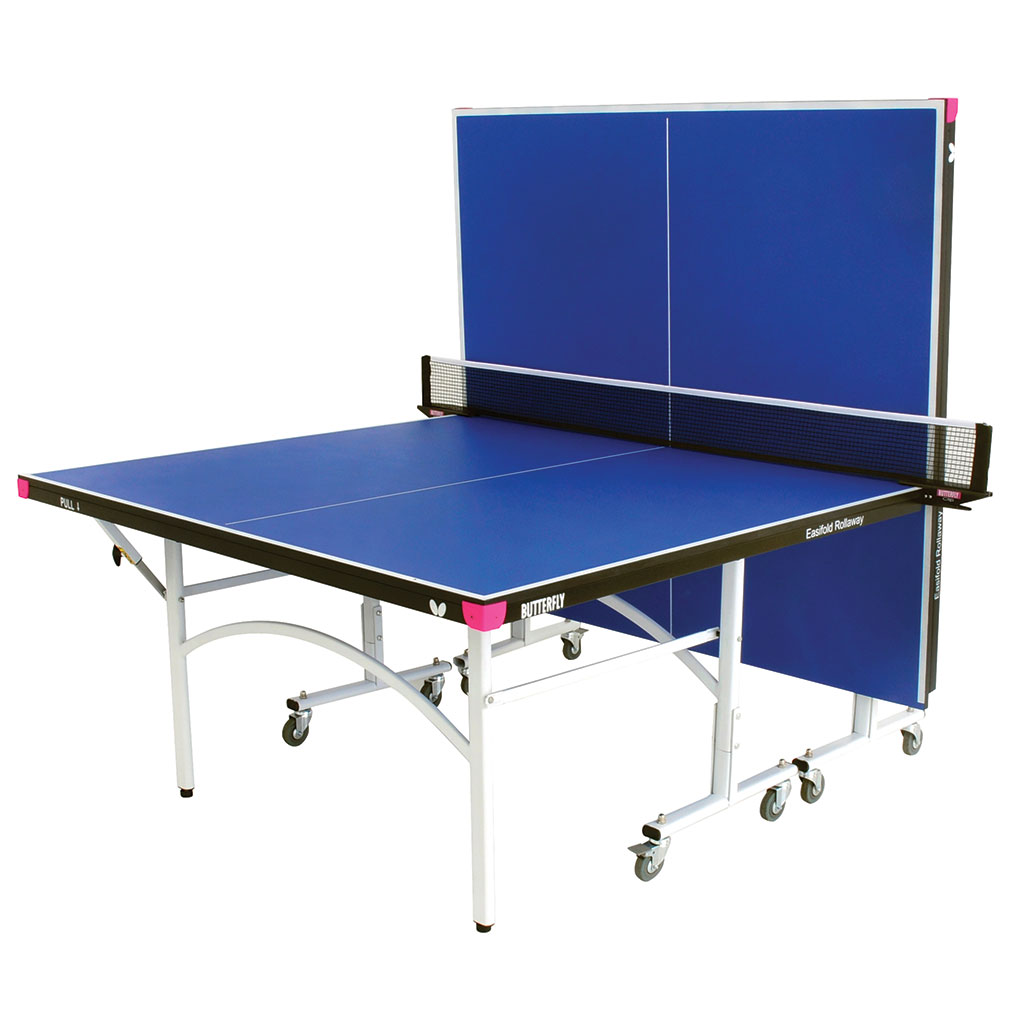 Butterfly easifold rollaway outdoor table tennis table - Weatherproof table tennis table ...
