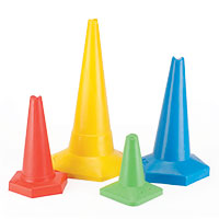 Football Cones & Markers