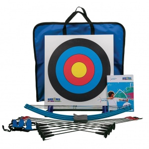 ARROWS ARCHERY THREE BOW PACK
