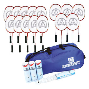 ARESSON KEY STAGE BADMINTON PACK