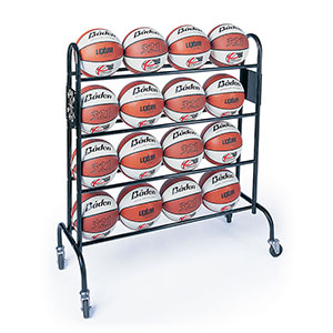 BASKET BALL TROLLEY