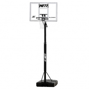 NET1 MILLENNIUM PORTABLE BASKETBALL SYSTEM