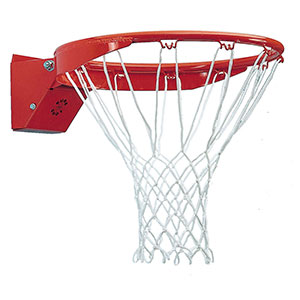 SURE SHOT 277 PRO IMAGE FLEX BASKETBALL RING AND NET