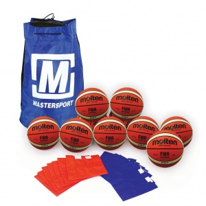MOLTEN BASKETBALL COACHING KIT