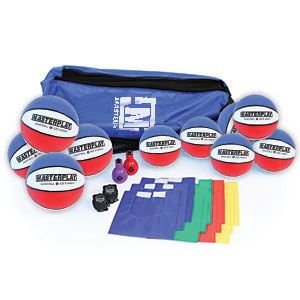 MINI-BASKETBALL ENGLAND KIT