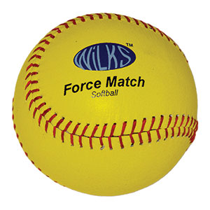 WILKS FORCE MATCH SOFTBALL