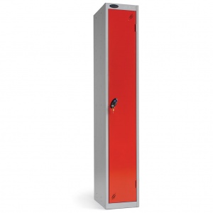PROBE LOCKER WITH FLAT TOP 178 H X 30.5 W X 45CM D