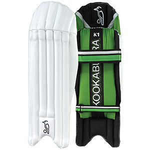 KOOKABURRA WICKET KEEPING LEG GUARDS