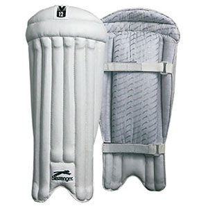 SLAZENGER PANTHER WICKET KEEPING LEG GUARDS
