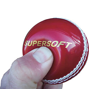 AEROBALL MATCH CRICKET BALL