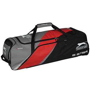 SLAZENGER 5 STAR WHEELIE BAG