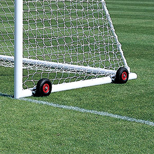 WHEELS FOR FREESTANDING GOALS