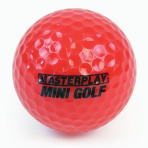 MASTERPLAY MINI GOLF BALL