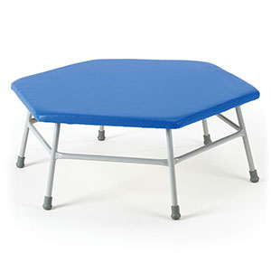 PADDED HEXAGONAL MOVEMENT TABLE