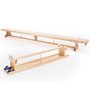 TRADITIONAL BALANCE BENCH