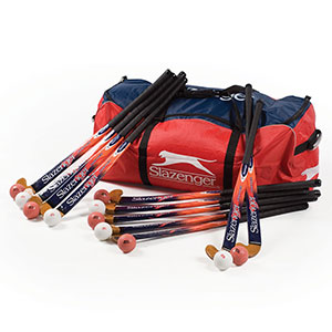 SLAZENGER HOCKEY COACHING PACK