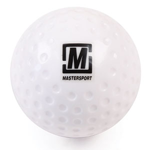 MASTERSPORT MATCH DIMPLE HOCKEY BALL