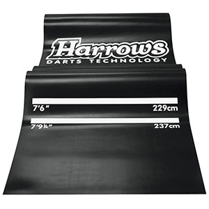 HARROWS PROFESSIONAL DARTS MAT OCHE