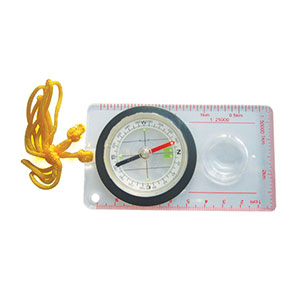 BRITISH ORIENTEERING EDUCATIONAL COMPASS