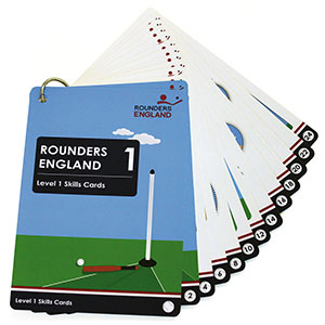ROUNDERS LEVEL 1 SKILLS CARDS