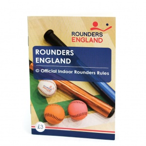 ROUNDERS ENGLAND INDOOR RULES BOOKLET
