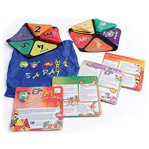 FIVE-A-DAY HEALTHY EATING ACTIVITY PACK