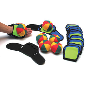 HOOK AND LOOP PALM GLOVE SET