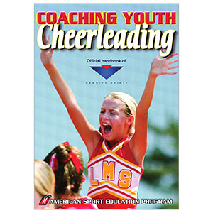 COACHING YOUTH CHEERLEADING, RESOURCE BOOK
