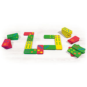 LARGE FOAM DOMINOES