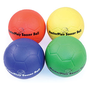 MASTERPLAY PU-SKIN PANELLED BALL