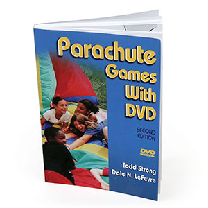 PARACHUTE GAMES BOOK